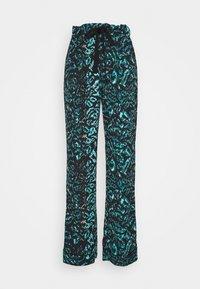 Diane von Furstenberg - VERONICA PANTS - Trousers - patina - 0