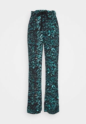 VERONICA PANTS - Kalhoty - patina