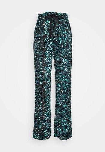 VERONICA PANTS - Trousers - patina