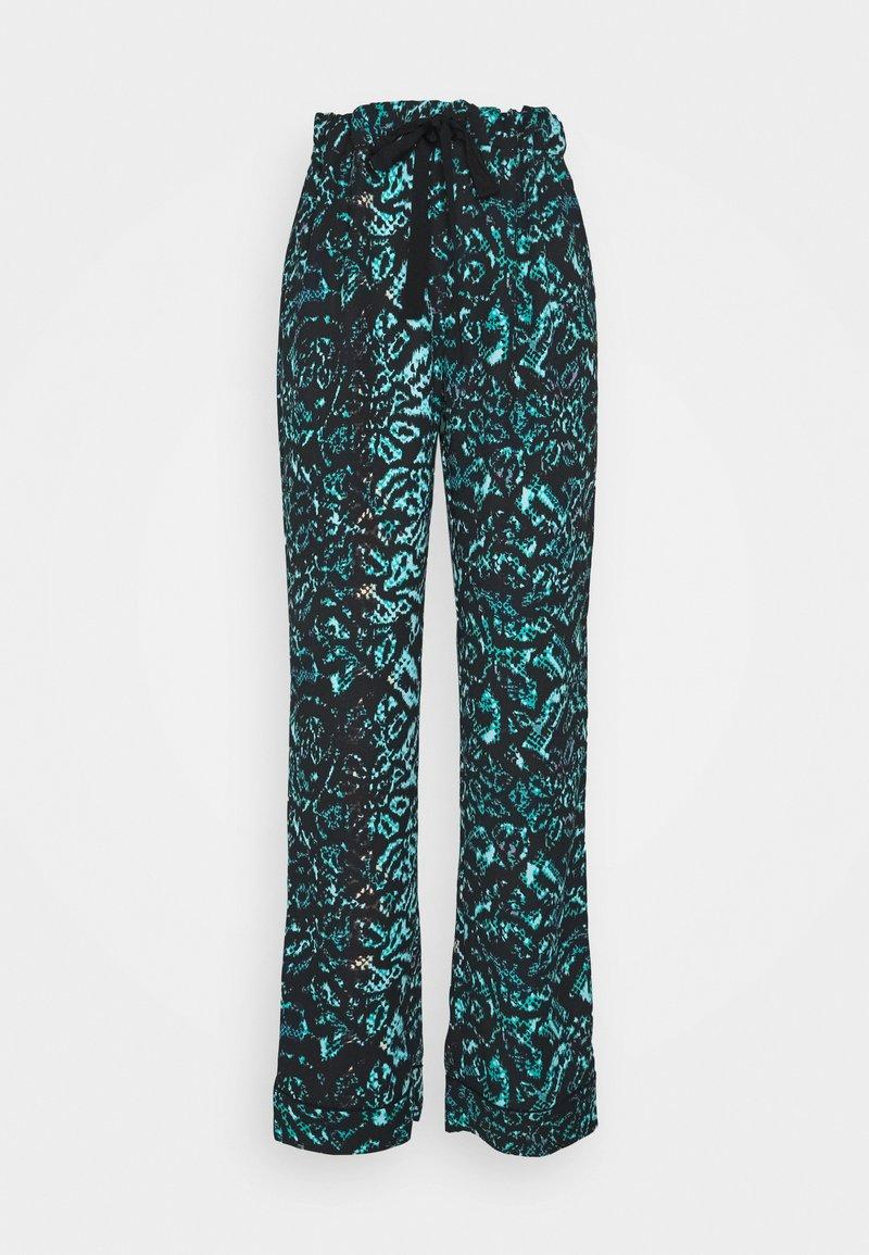 Diane von Furstenberg - VERONICA PANTS - Trousers - patina