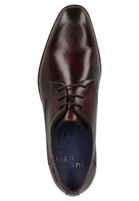 Bugatti - Derbies & Richelieus - brown - 1