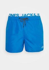 JJIBALI JJSWIMSHORTS - Swimming shorts - french blue