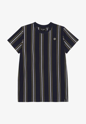 ALONZO - T-shirt con stampa - navy