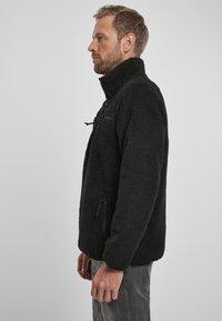 Brandit - Fleece jumper - black - 3