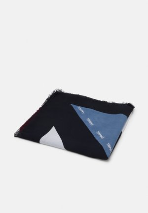 CORPORATE STRIPE SQUARE - Foulard - blue