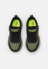 Skechers - ERUPTERS IV - Trainers - black/lime/red - 3