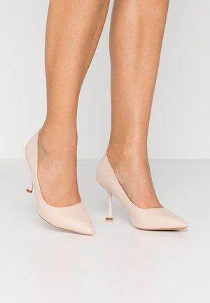 SAMAIRA - Høye hæler - nude