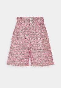 Custommade - ALIBA - Shorts - black/pink - 4