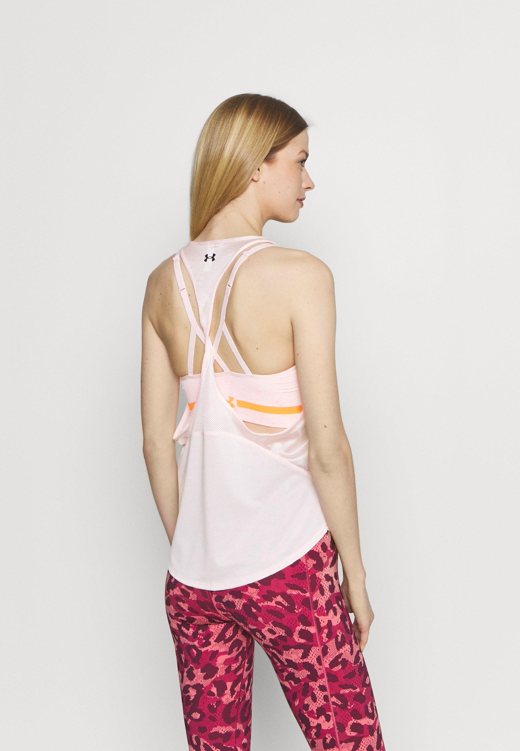 Women TECH VENT TANK - Sports shirt
