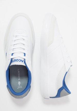 COURT-MASTER - Tenisky - white/blue