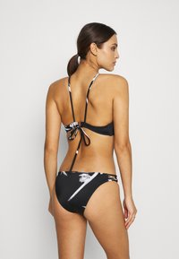 O'Neill - SOARA COCO - Bikini top - black/white - 2