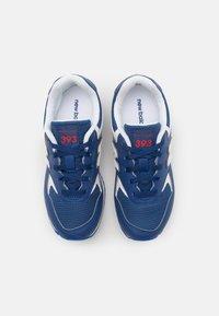 New Balance - YC393BNV - Sneakers basse - blue - 3
