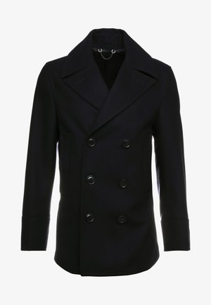 THIEL - Classic coat - light ink
