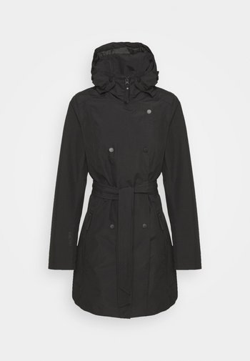 WELSEY TRENCH - Trenchcoat - black