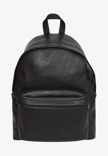 PADDED PAK'R - Rucksack - grained black