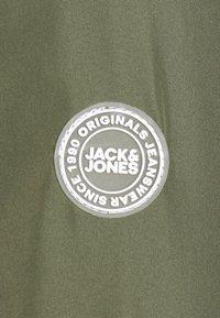 Jack & Jones - JORVEGAS  - Bomber Jacket - dusty olive - 2