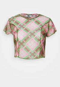 The Ragged Priest - SMOOCH - Print T-shirt - multi-coloured - 3