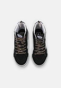 Vans - SK8 ZIP - Sneakers hoog - black - 3