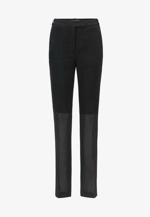TAHILA - Trousers - black