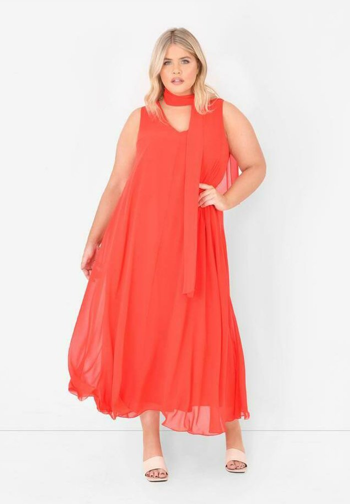 Live Unlimited London - Maxi dress - red