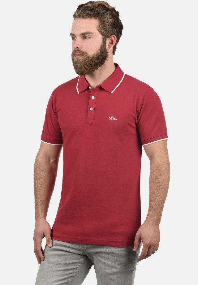 ERIK - Polo shirt - dark red