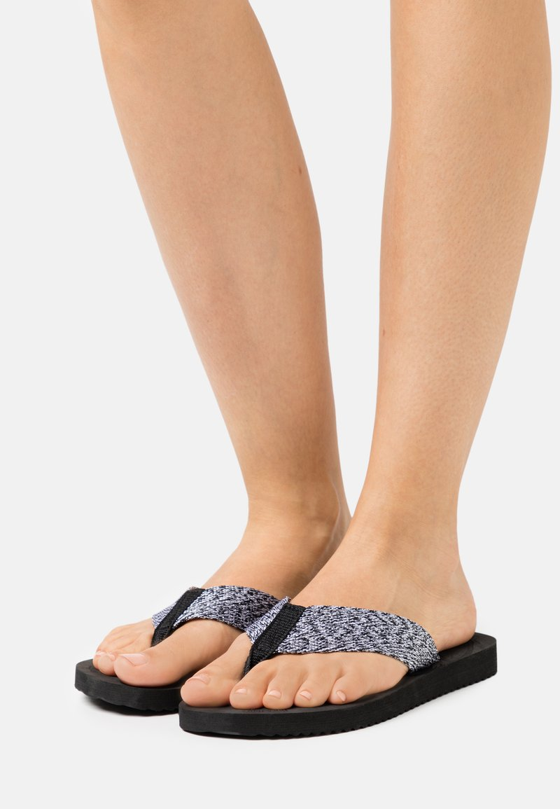 flip*flop - OCEAN - T-bar sandals - black