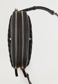 Violeta by Mango - COMBO - Across body bag - black - 4