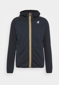 LE VRAI UNISEX - Sweatjakke - blue depht