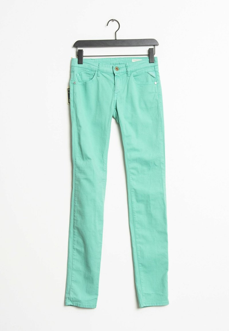 Replay - Trousers - green