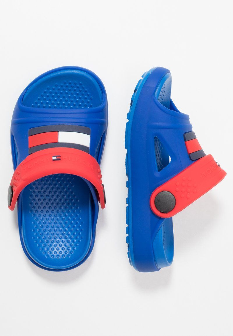 Tommy Hilfiger - Pool slides - royal