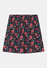 Lemon Beret - TEEN GIRLS - Mini skirt - neon coral - 1