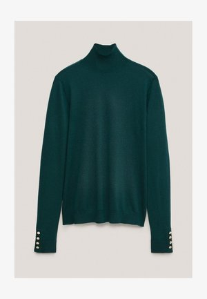 Pullover - evergreen