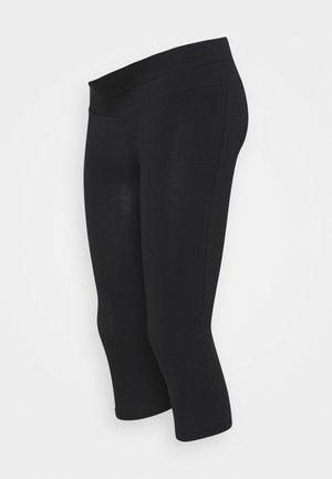 CAPRI - Leggings - Trousers - black ink