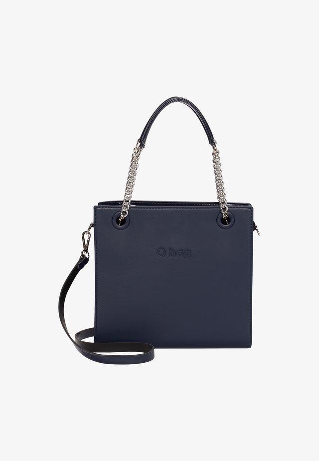 Handbag - blu navy