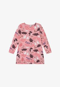 Lindex - COLOURFUL FUN - Long sleeved top - light pink - 2