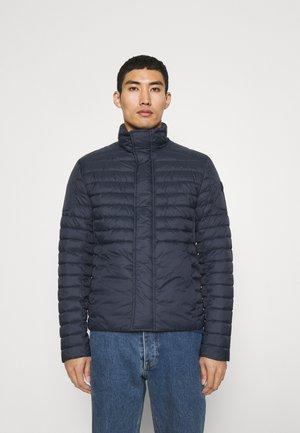 MENS INSULATED JACKET - Light jacket - dark blue