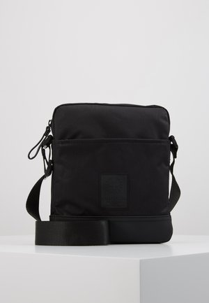 SWISS CROSS SHOULDERBAG - Across body bag - black