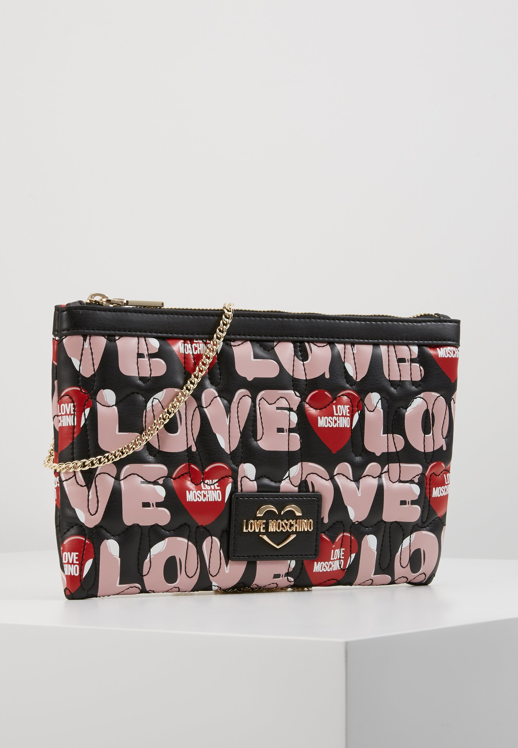 Goedkoop Klassiek Love Moschino Schoudertas - multicolored -  dLgEs