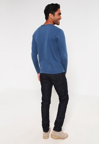 GANT - Straight leg jeans - dark blue - 2
