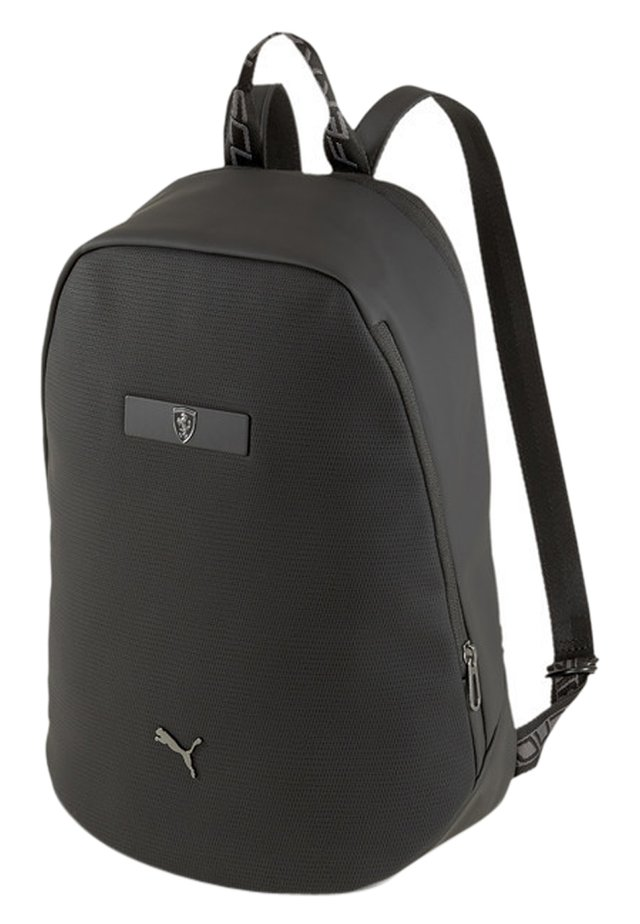 PUMA SCUDERIA FERRARI ZAINETTO BACKPACK MALE - Ryggsäck - black