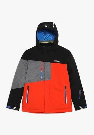 LAURIN - Lyžařská bunda - orange