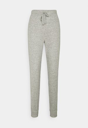 LOUNGE TROUSERS FELICITY - Pyjama bottoms - grey melange