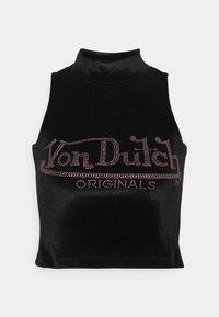 Von Dutch - JESSIE  - Linne - black - 4