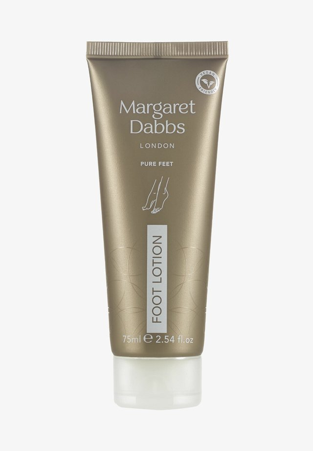 MARGARET DABBS PURE RESTORATIVE FOOT LOTION - Foot cream - -