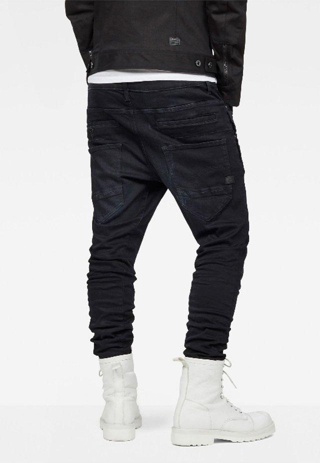 D-STAQ 3D  - Jeans Tapered Fit - dark aged