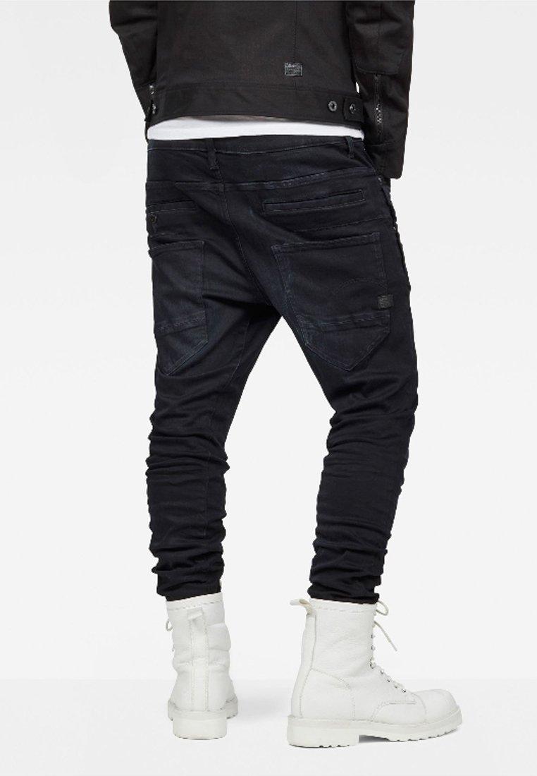 G-Star - D-STAQ 3D  - Jeans fuselé - dark aged