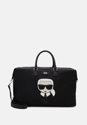 IKONIK WEEKENDER UNISEX - Weekend bag - black