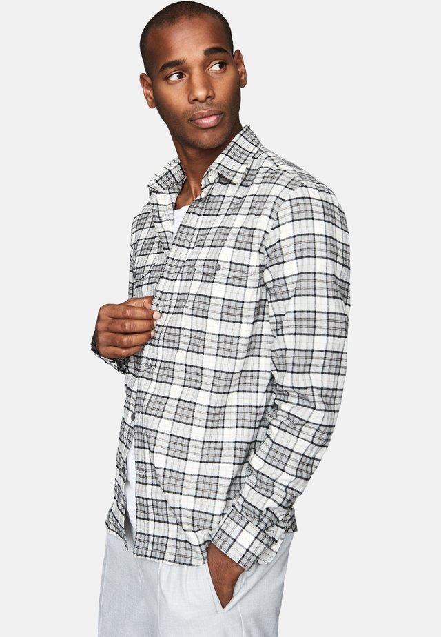 ALANO - Overhemd - grey
