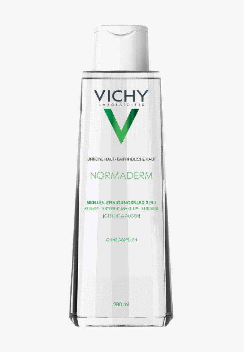 VICHY - NORMADERM 3IN1 REINIGUNGS-FLUID - Cleanser - -