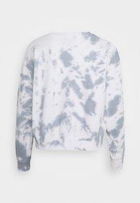 New Look - TIE DYE - Sweatshirt - dark grey - 1